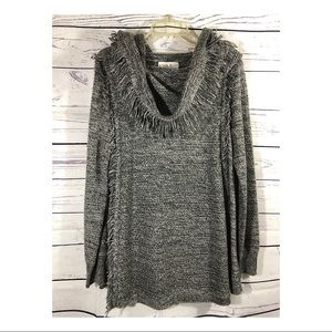 Knox Rose Cowl Neck Sweater